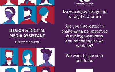 County Durham CIC recruiting for a design and digital assistant through Kickstart scheme